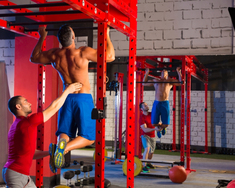 Build Bigger Arms with Chin-ups