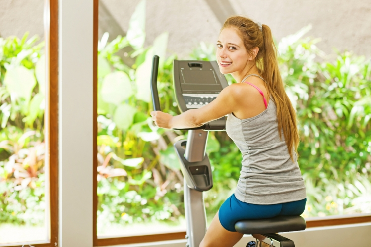 Indoor Cycling is Great for an Anytime Workout