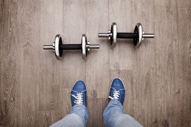 Why You Would Want Your Own Home Gym