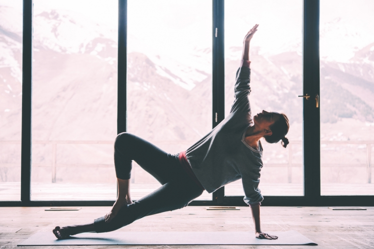 Clothing for Active Yoga