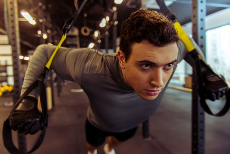 Instituting muscle-blasting workouts triggers progress